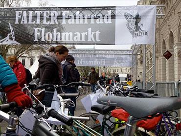 FALTER-Fahrrad-Flohmarkt