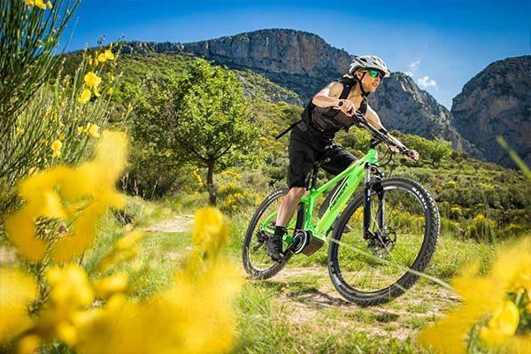 E-Bike-Testparcours