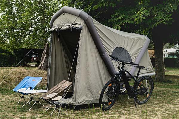 E-Bike-Camping