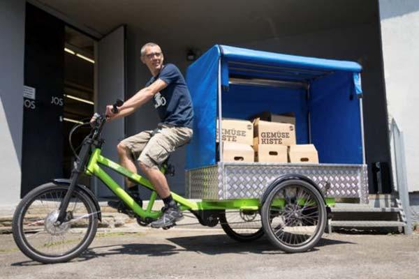 Neue Transportrad-Förderungen
